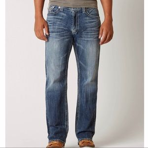 NWT Big Star Vintage Voyager Straight Jeans 33x32